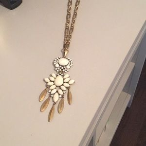Stella and Dot Long Pendant Necklace